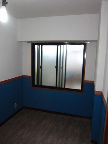 マンションリフォーム寝室リフォーム施工後