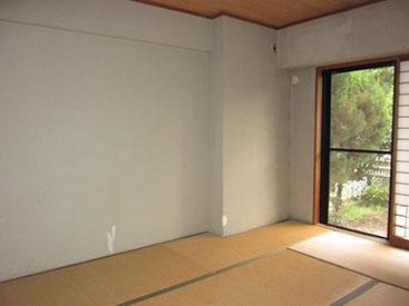 マンションリフォーム和室施工前