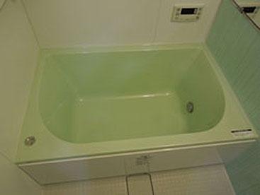 アーチライン浴槽・ サーモバス保温機能+キレイ浴槽